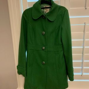 Tulle Kelly Green jacket size small